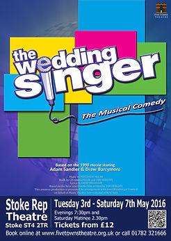 Weding singer poster
