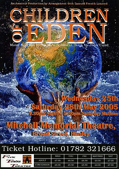 Children of Eden poster