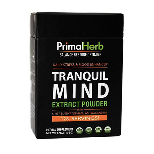 Primal Herb - Tranquil Mind 128 Serves [Out of Stock : 2 - 4 Week wait]