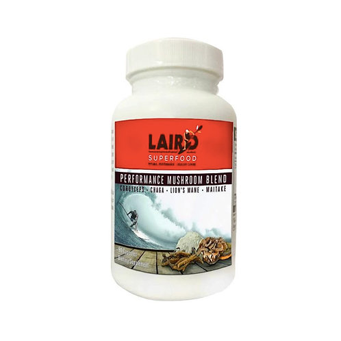 Lairds - Performance Mushroom Blend 90 Capsules