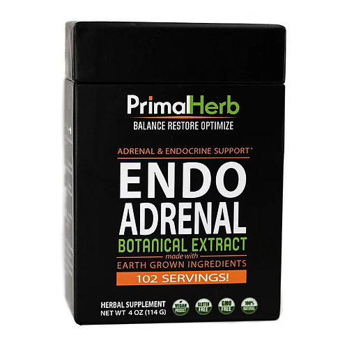 Primal Herb - Endo Adrenal Support [Limited Stock : 2 - 4 Week wait]