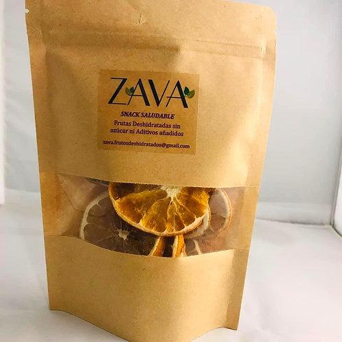 Rodajas de naranja de Pica Deshidratadas