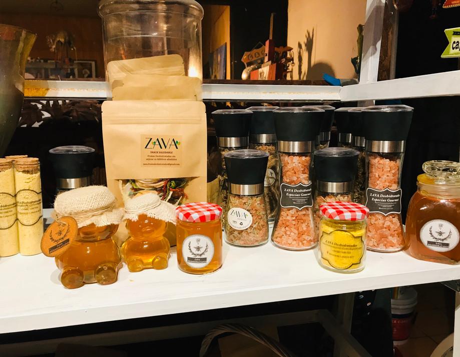 La más amplia variedad de productos Gourmet
