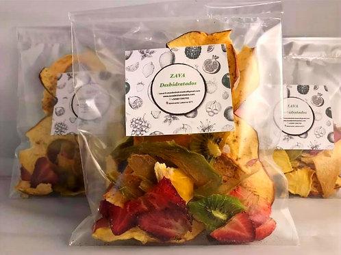 Snack mixto de frutas envase básico (30gr)