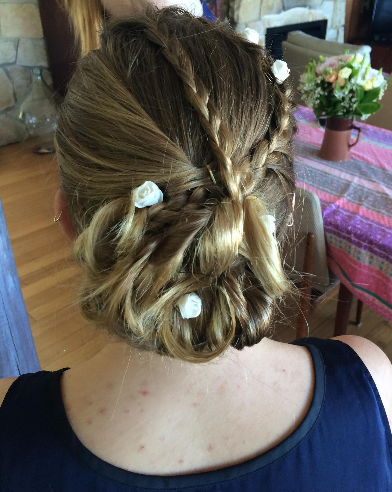 Formal hair 2