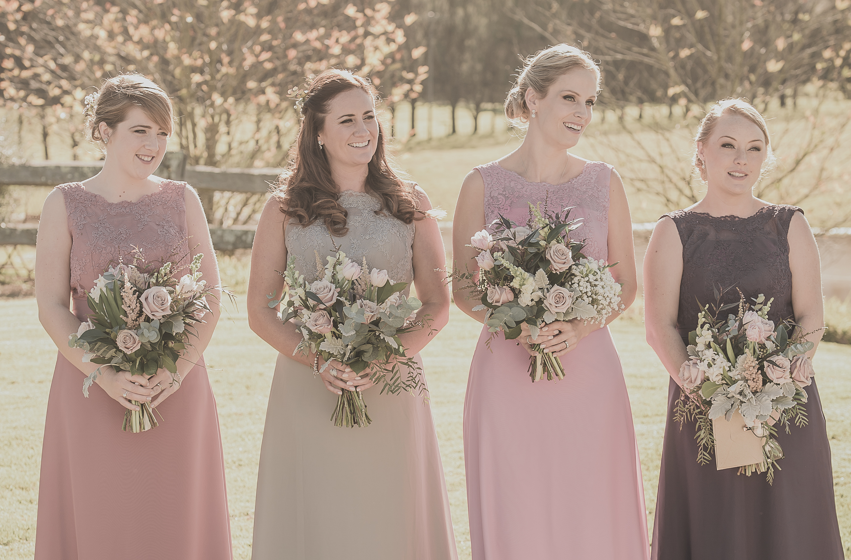 Kerry's Bridal Party