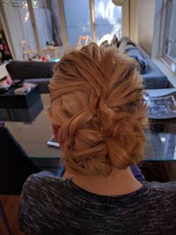 Blonde Twists