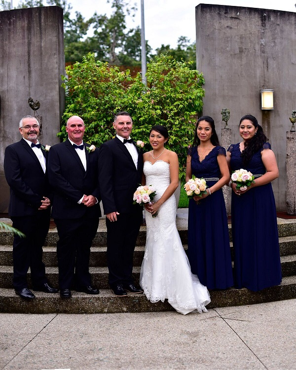Larn Bridal Party