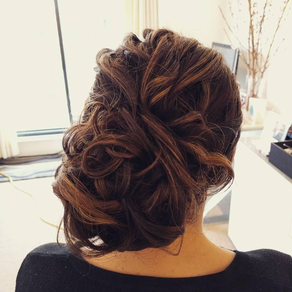 Up curls