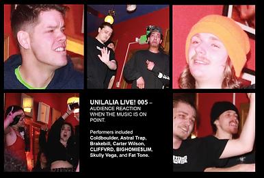Unilalia Live! 005