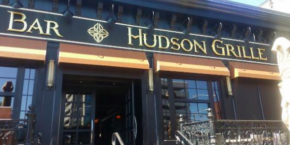 Thirsty Thursday is BACK! JoZ goes to Hudson Grille in White Plains NY