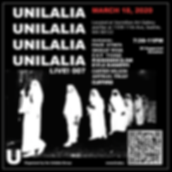Unilalia Live!