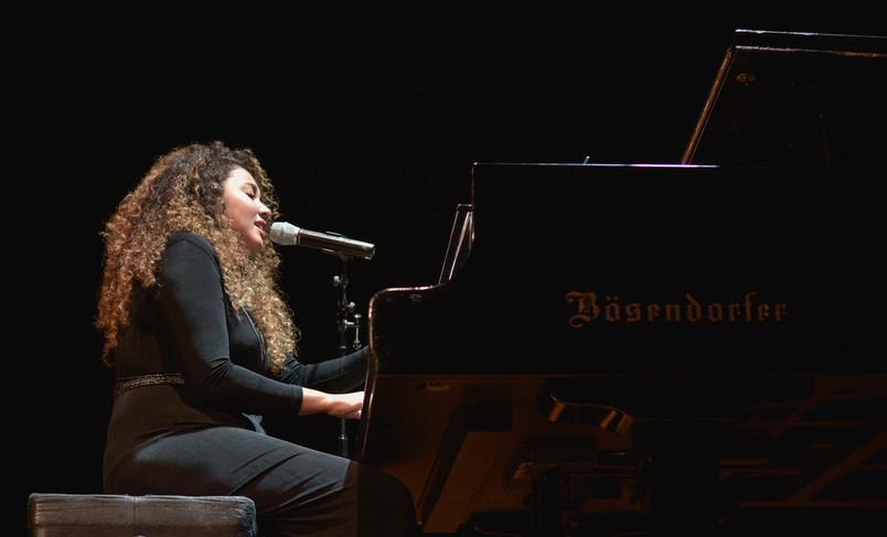 Atenea Carter Piano - Centre Cultural de Terrassa © Mark Arvin