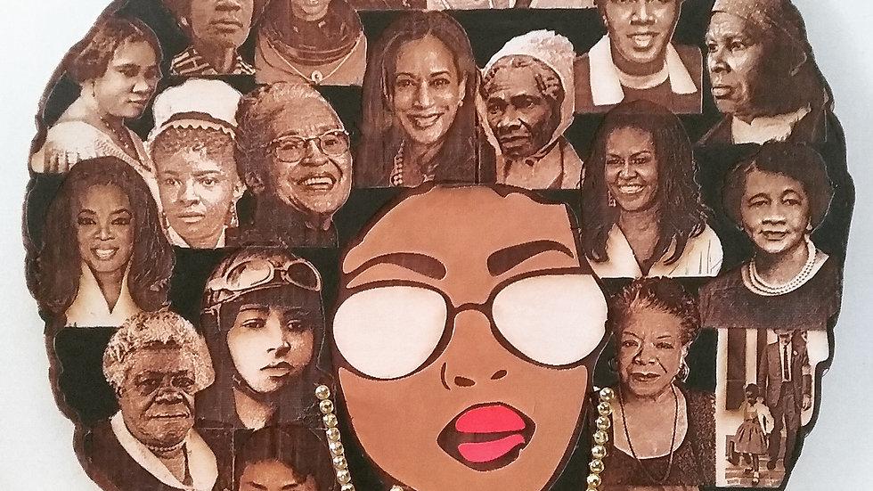 Black women of Black history