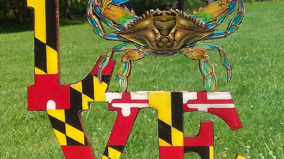 Luv Md Crabs