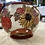 Thumbnail: Serving Bowl with a Sunflower
