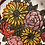 Thumbnail: Tray with Flowers and strawberries