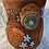 Thumbnail: Mug with Kiwi & Forget-me-knots