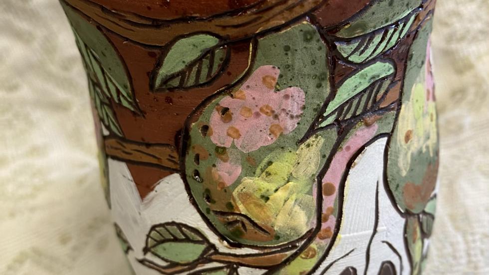 Mug with Pear