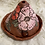 Thumbnail: Small Cone Incense Burner with Beach Rose