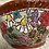Thumbnail: Serving Bowl with Carved Flowers