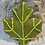 Thumbnail: Ornament, Green Maple