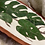 Thumbnail: Large Platter with Monstera