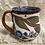 Thumbnail: Mug with Spiderwort