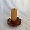 Thumbnail: Candle Holder with Green shapes