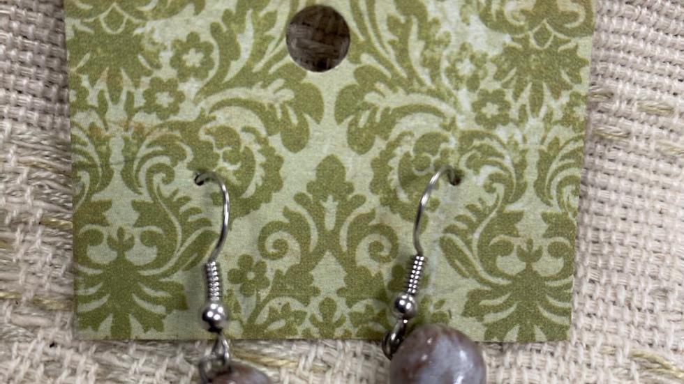 Single Bead Earring