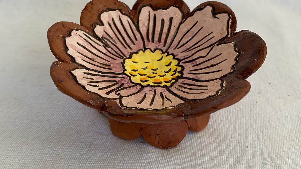 Ring Dish, Pink Cosmo