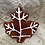 Thumbnail: Ornament with Maple Leaf