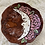 Thumbnail: Ring Dish with Crescent Moon & Roses