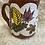 Thumbnail: Mug with Autumn Leaves