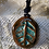 Thumbnail: Pendant with Leaf Stamp