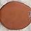 Thumbnail: Tray with White Glaze & Fir  Imprint