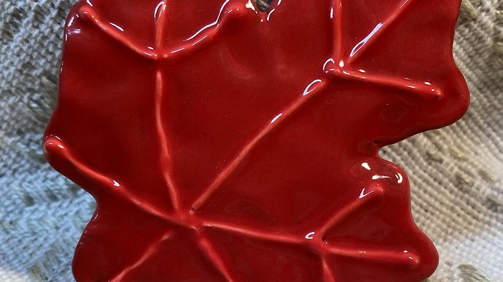 Ornament, Red Maple