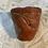 Thumbnail: Shot glass Leaf Imprint