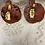 Thumbnail: Jack o Lantern Ornament