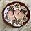 Thumbnail: Ring Dish, Peach Hearts