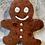 Thumbnail: Ginger Man Ornament