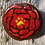 Thumbnail: Pin with Red Flower