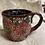 Thumbnail: Mug Carved Flowers
