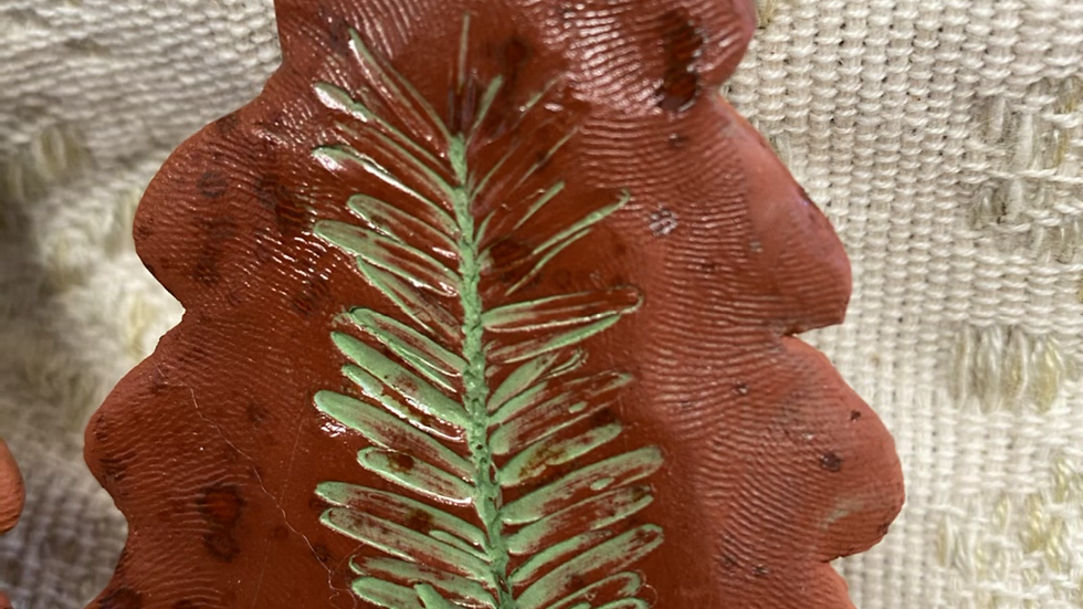 Tree Ornament with Branch