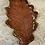 Thumbnail: Tray, Oak Leaf w/Gold Luster Trim