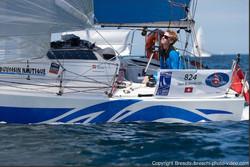 Profil bateau et Yann