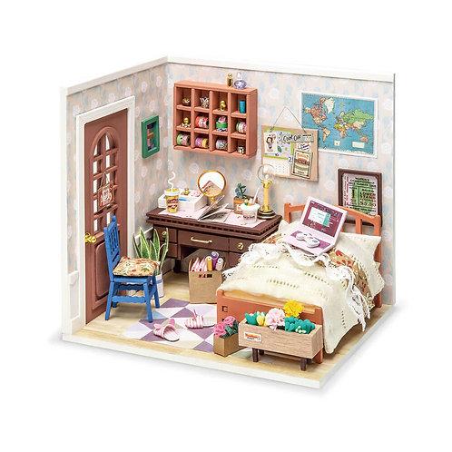 Μινιατούρα σπιτιού Robotime Anne's Bedroom