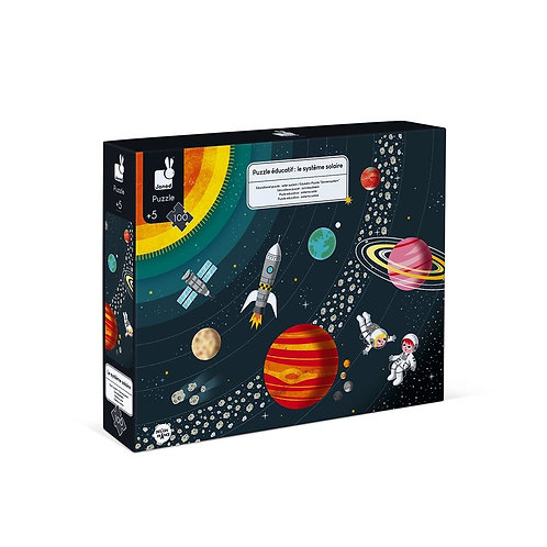 Puzzle Ηλιακό σύστημα