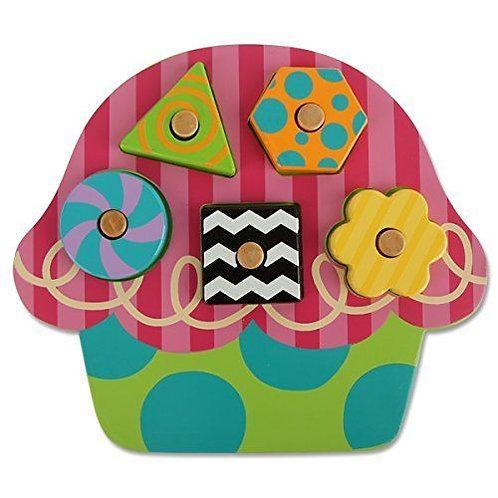 Ξυλινο Puzzle, Cupcake