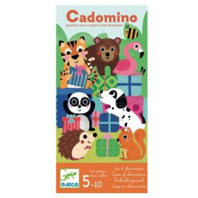 Djeco Επιτραπέζιο 'Cadomino'